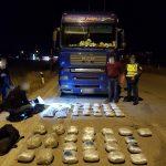 Албански државјанин им дал мито на полицајците, кои во неговиот камион пронајдоа дрога вредна 200.000 евра