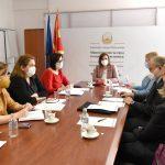 Шахпаска: Заштитата на правата на децата, борбата против дискриминацијата и насилството се наши врвни приоритети