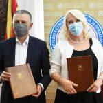 УКЛО потпиша меморандум за понагласена соработка со безбедносниот сектор