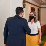 Време е ЕУ да ни оддаде признание за сработеното, рече Заев на средбата со амбасадорката на Португалија