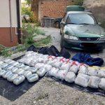 Запленета марихуана вредна речиси 150.000 евра, уапсени двајца поранешни вработени во МВР