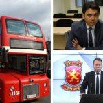 Покренато обвинение против Игор Јанушев и Миле Јанакиески за набавката на кинеските автобуси