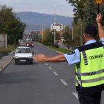 (Видео) 185 санкционирани возачи во Скопје, 52 за брзо возење