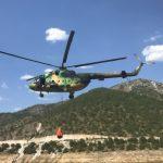 Владата прогласи кризна состојба во траење од 30 дена поради зголемената појава на пожари
