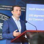 Османи: 100 придружувања кон заедничката надворешна и безбедносна политика на ЕУ за неполна година