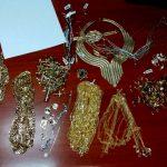Запленето злато вредно девет милиони денари од автобус на Деве Баир