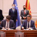Со Косово потпишан договор за заедничка царинска контрола на преминот Блаце – Хани Елези