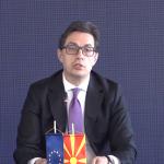 (Видео) Пендаровски: Дезинформациите и пропагандите се опасен вирус